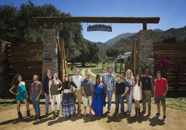 Fox's reality social experiment, 'Utopia,' debuted on September 7th but by November, it was yanked off the air effective immediately. Photo: Fox