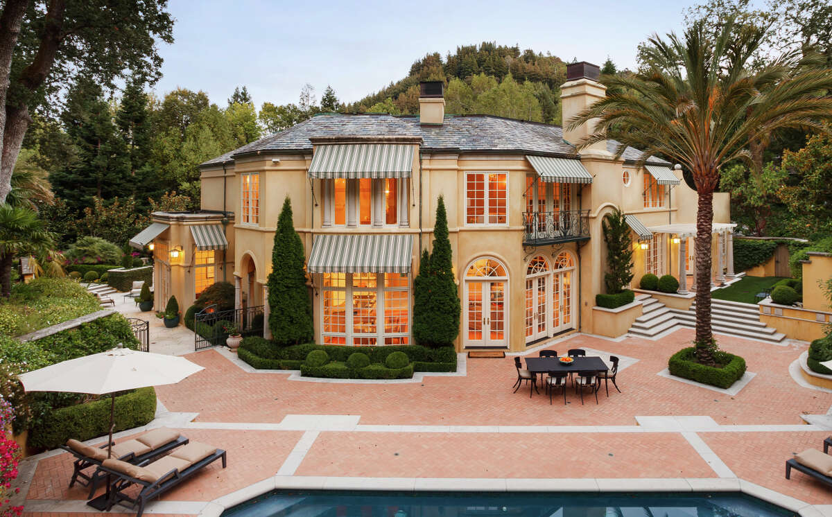 The Ross home is available for $11.95 million. Click here to search for more real estate listings in Ross »