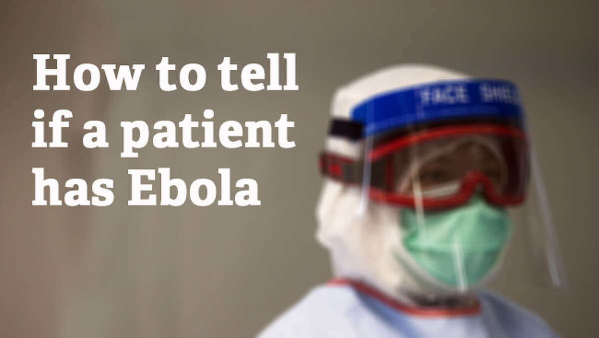 The plan Health officials have released this screening process in place for suspected Ebola virus patients.