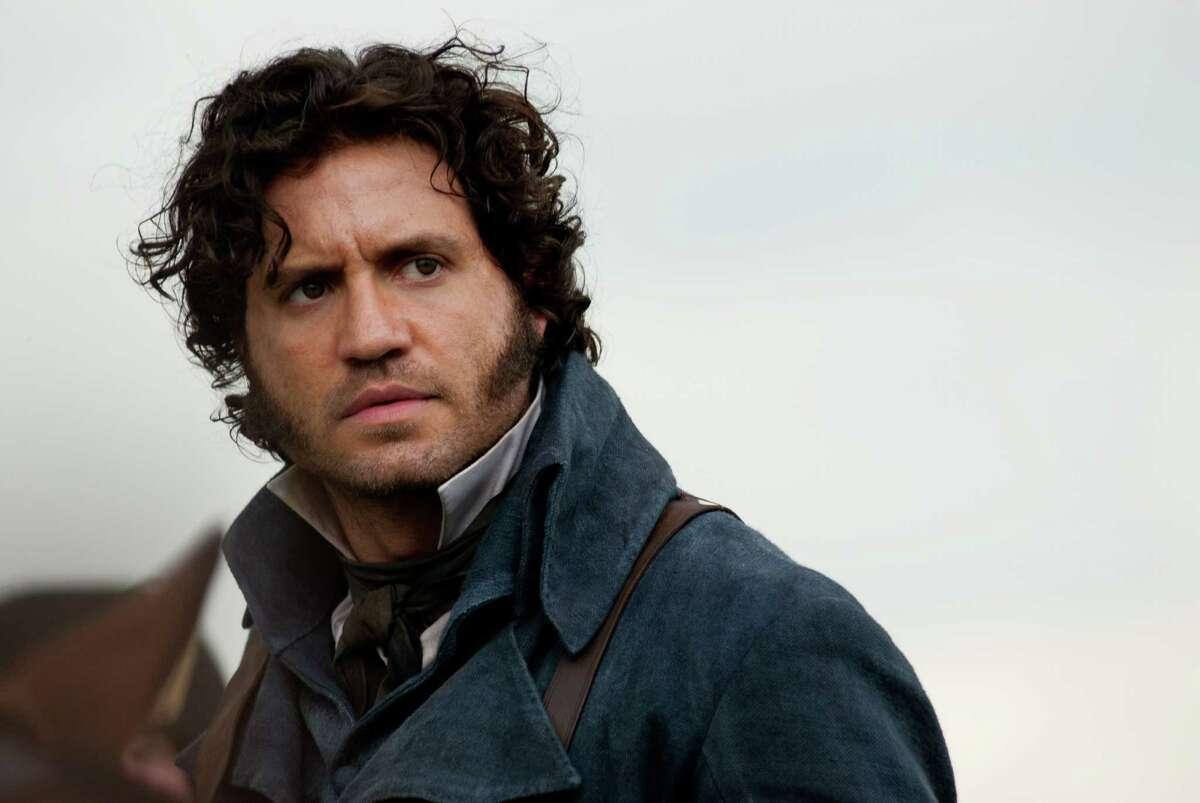 """Edgar Ram rez as Simon Bolivar in """"Liberator."""""""