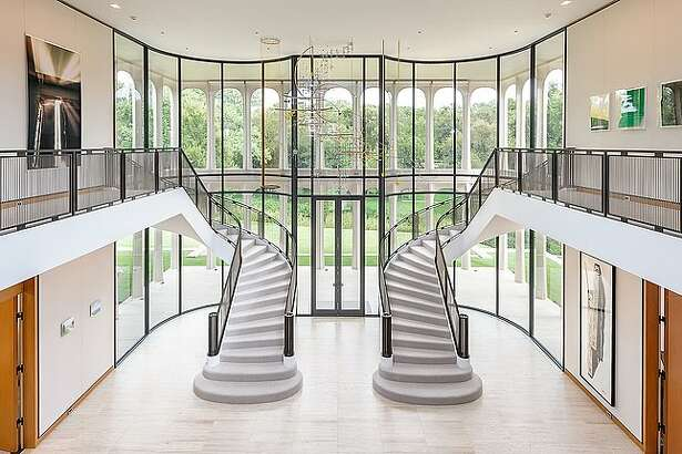 The only house in Dallas designed by legendary architect Philip Johnson was listed last week for a cool $27.5 million. Built in 1963, the mansion in the prestigious Preston Hollow neighborhood has hosted President Barack Obama twice for campaign fundraisers.