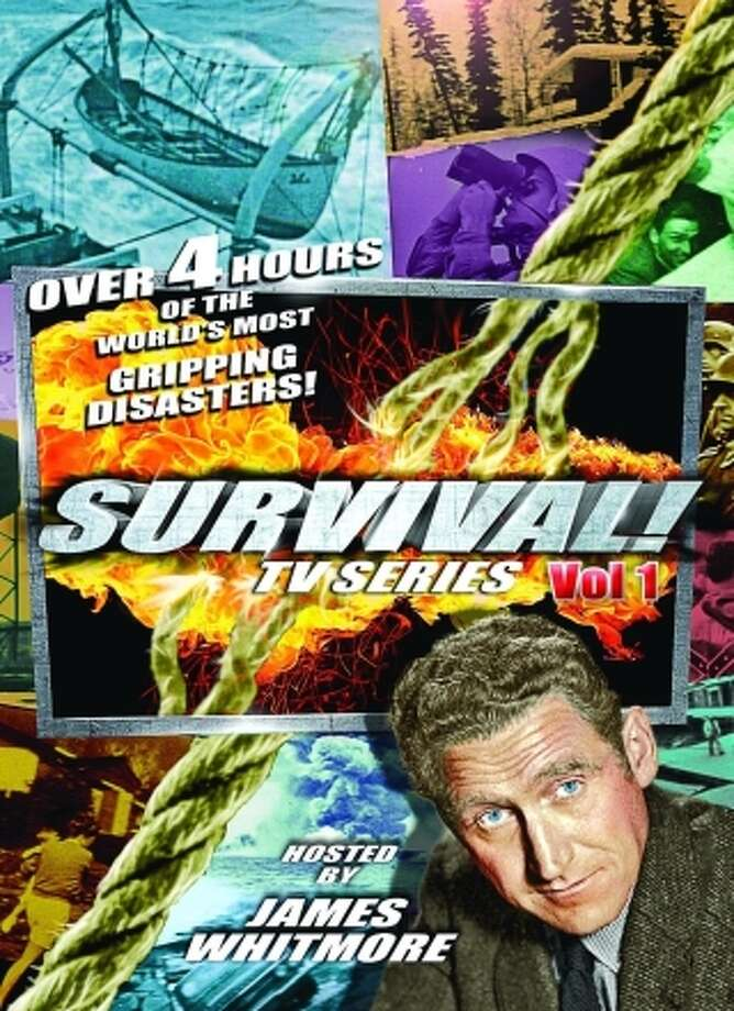 "dvd cover: ""Survival!"" TV show Photo: VCI Video / VCI Video / ONLINE_YES"