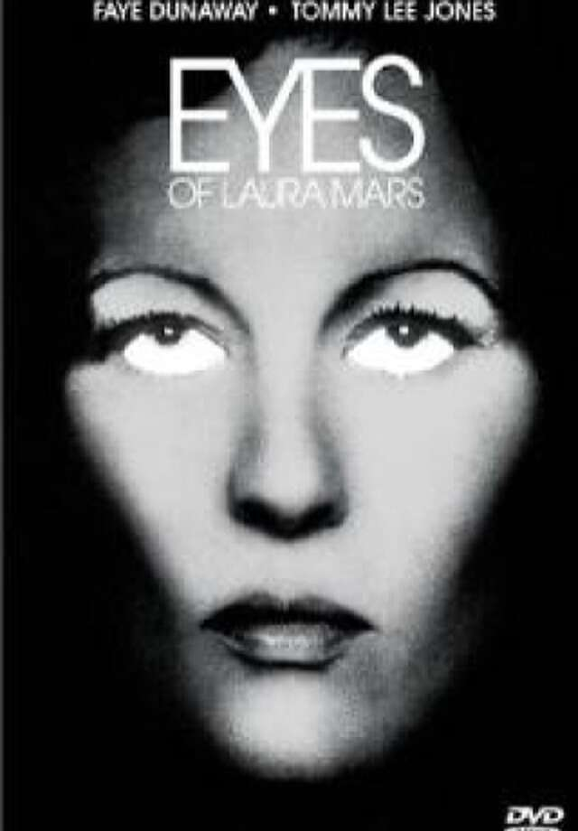"dvd cover: ""Eyes of Laura Mars"" Photo: Columbia Pictures / Columbia Pictures / ONLINE_YES"