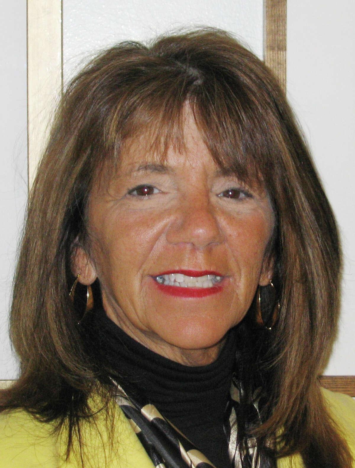 Stamford High School principal Donna Valentine.