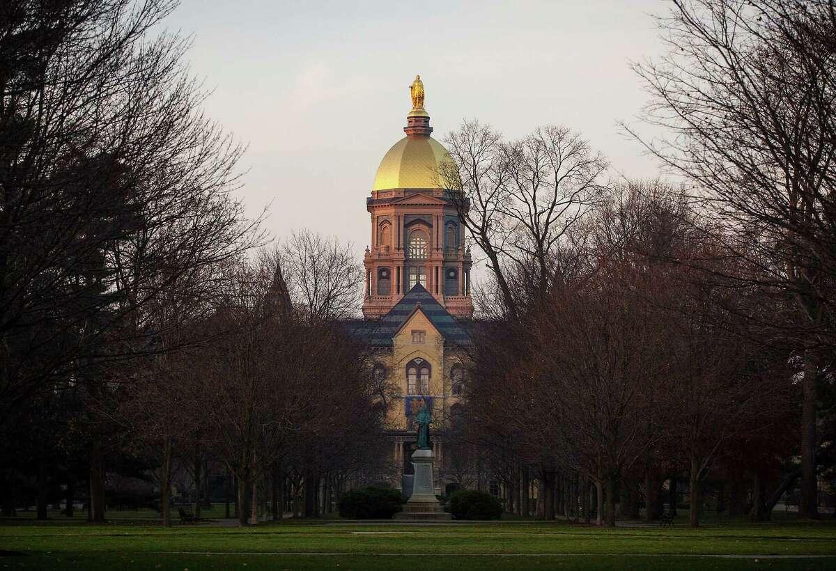 10. University of Notre Dame Endowment: $9.68 billion
