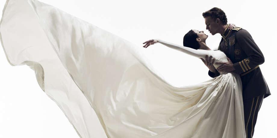 "Amber Scott and Adam Bull in ""Swan Lake,"" which the Berkeley Symphony Orchestra and Australian Ballet will perform. Photo: Liz Ham / Liz Ham / ONLINE_YES"