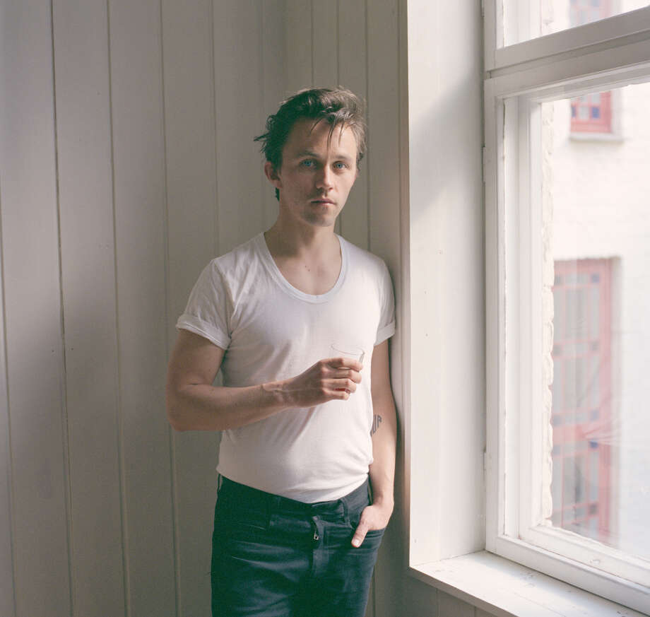 """Sondre Lerche says performing songs from """"Please"""" has added to his understanding of some. Photo: Riot Act Media / ONLINE_YES"""