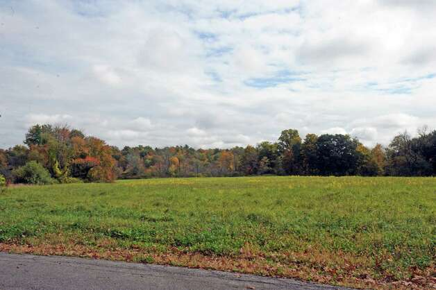 Part of the property owned by the City of Albany off Old Ravena Road on Thursday Oct. 2, 2014 in Coeymans, N.Y.  (Michael P. Farrell/Times Union) Photo: Michael P. Farrell / 00028874A