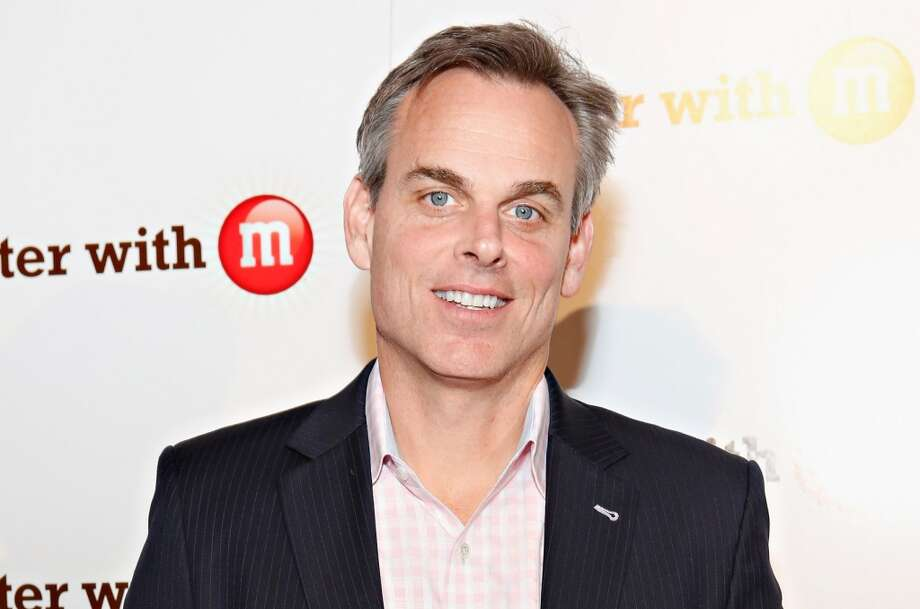 Colin Cowherd's run on ESPN will end soon, according to a report. He may resurface at Fox Sports. Photo: Cindy Ord, Getty Images