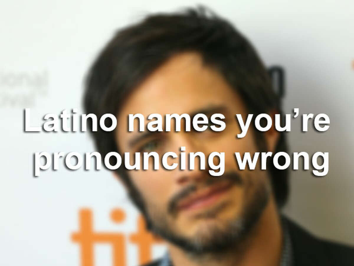 Buzzfeed.com compiled a fun list of 25 Latino names that you're more than likely pronouncing wrong. Although most San Antonians won't get the names wrong, here is a refresher course. Click through to see which names made the list.