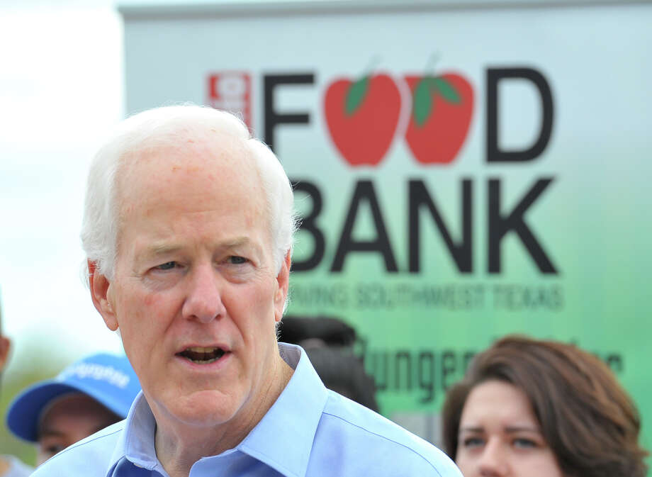 U.S. Sen. John Cornyn deserves re-election. Photo: Express-News File Photo
