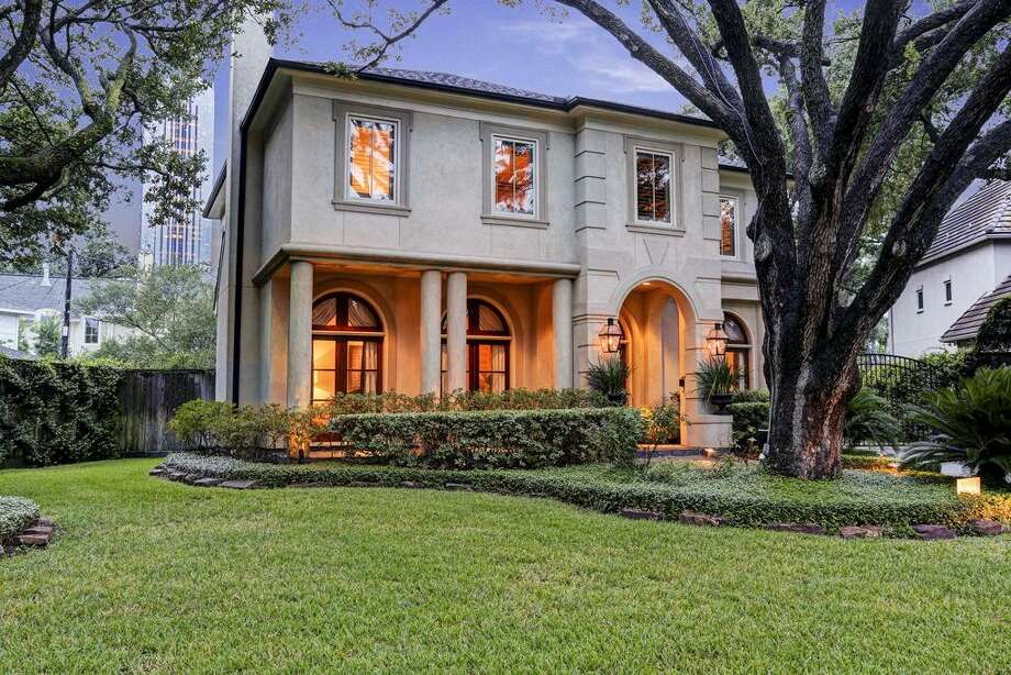 3122 Kettering: This 2003 home in Houston has 5 bedrooms, 4.5 bathrooms, 5,580 square feet, and is listed for $1,898,000. Open house: October 5, 2014 from 1 p.m. to 3 p.m. Photo: Houston Association Of Realtors