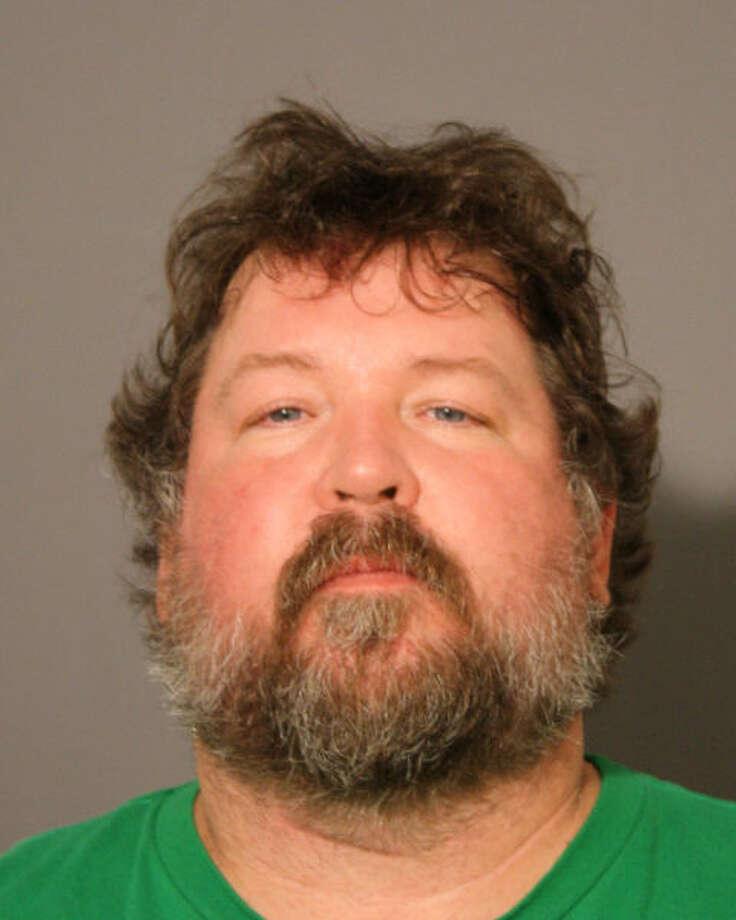 Former Seabrook police officer Michael Krumrey