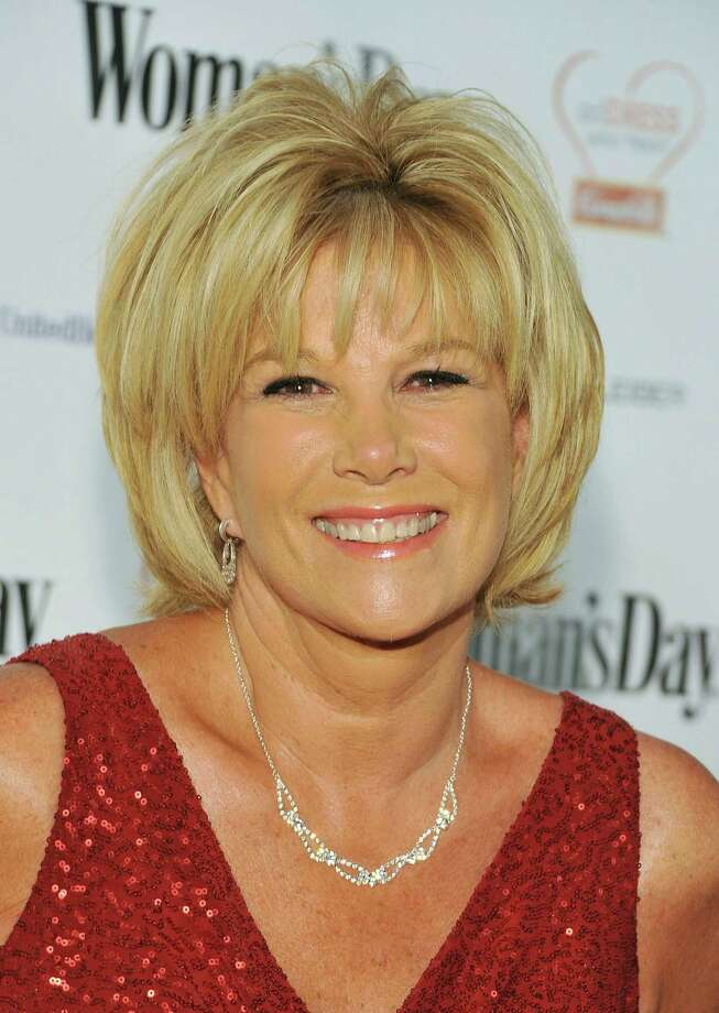 """Former """"Good Morning America"""" host Joan Lunden was diagnosed in 2014 at the age of 63. Photo: Mike Coppola, Staff / Getty Images North America"""