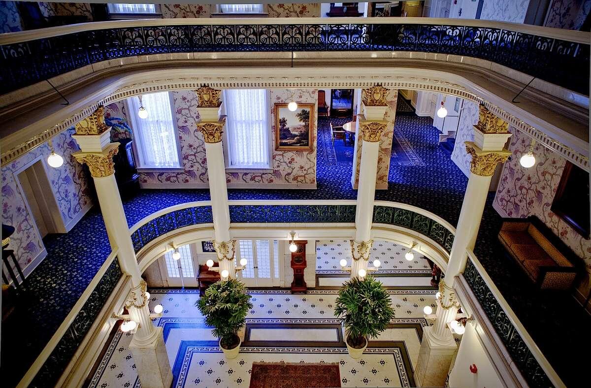 19. Hotel Menger - 204 Alamo Plaza Gross room rentals: $709,000