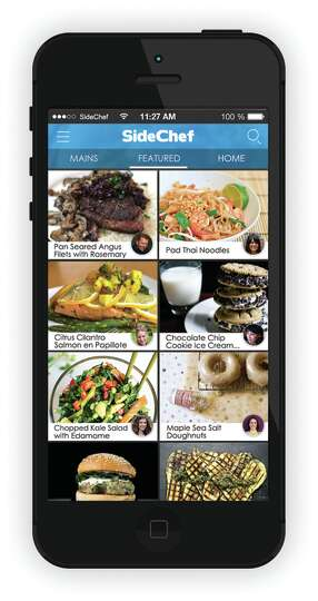 SideChef app sample