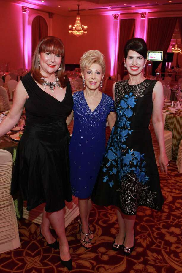 Barbara Van Postman, from left, Margaret Alkek Williams and Kelli Cohen Fein Photo: Gary Fountain, Freelance / Copyright 2014 by Gary Fountain