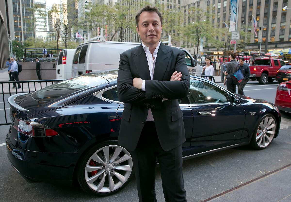 18. Elon Musk Company: Tesla | Title: Chairman, product architect and CEO