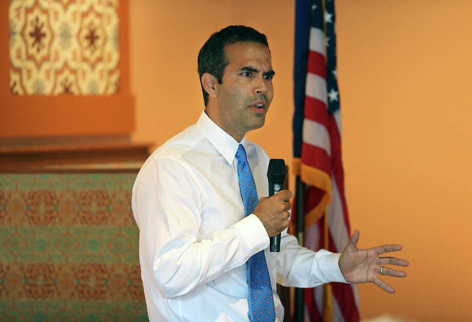 George P. Bush is the best choice for Texas general land vommissioner. Photo: Tom Reel / San Antonio Express-News