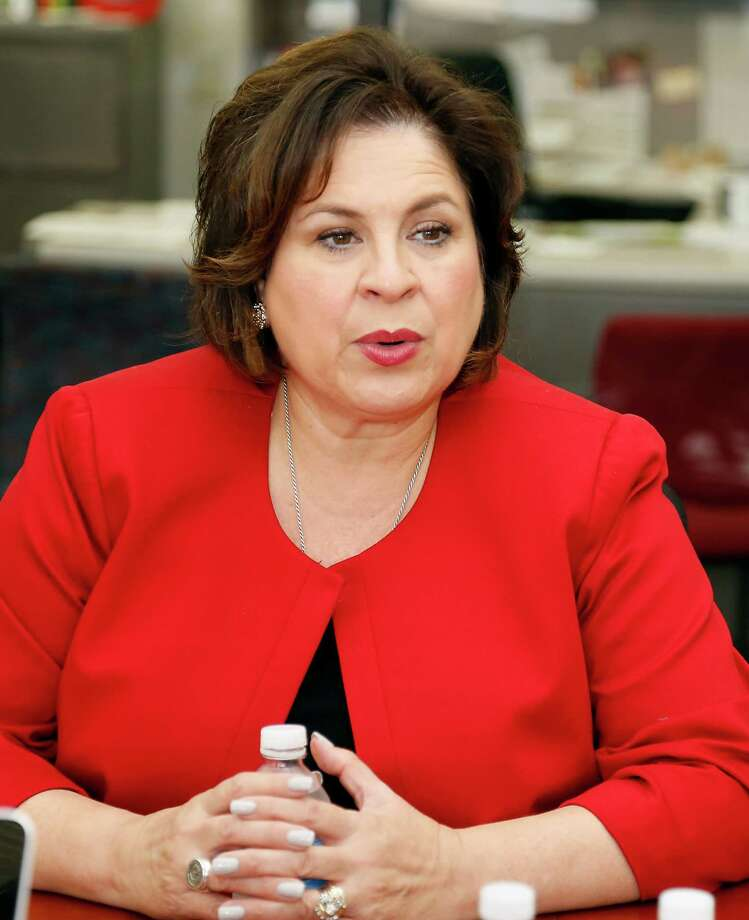 Leticia Van de Putte ( James Nielsen / Houston Chronicle ) Photo: James Nielsen, Staff / © 2014  Houston Chronicle