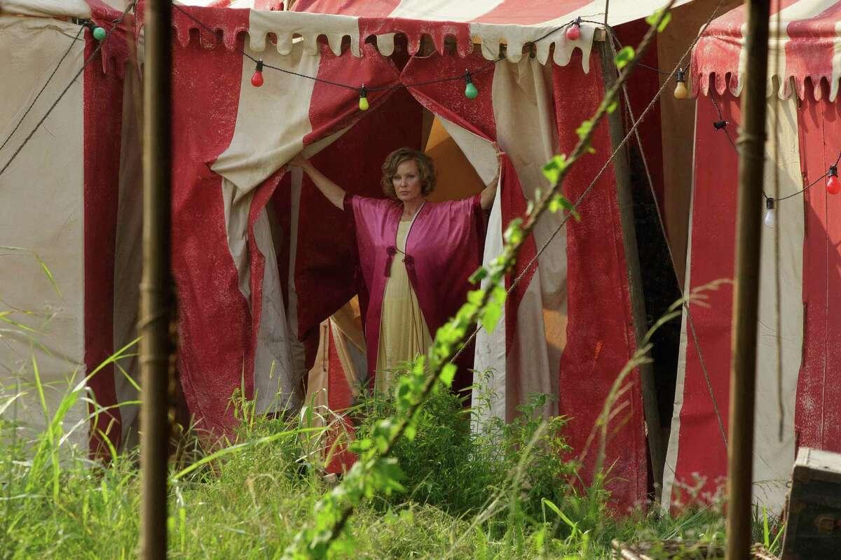 "Jessica Lange as Elsa Mars in ""American Horror Story: Freak Show."""