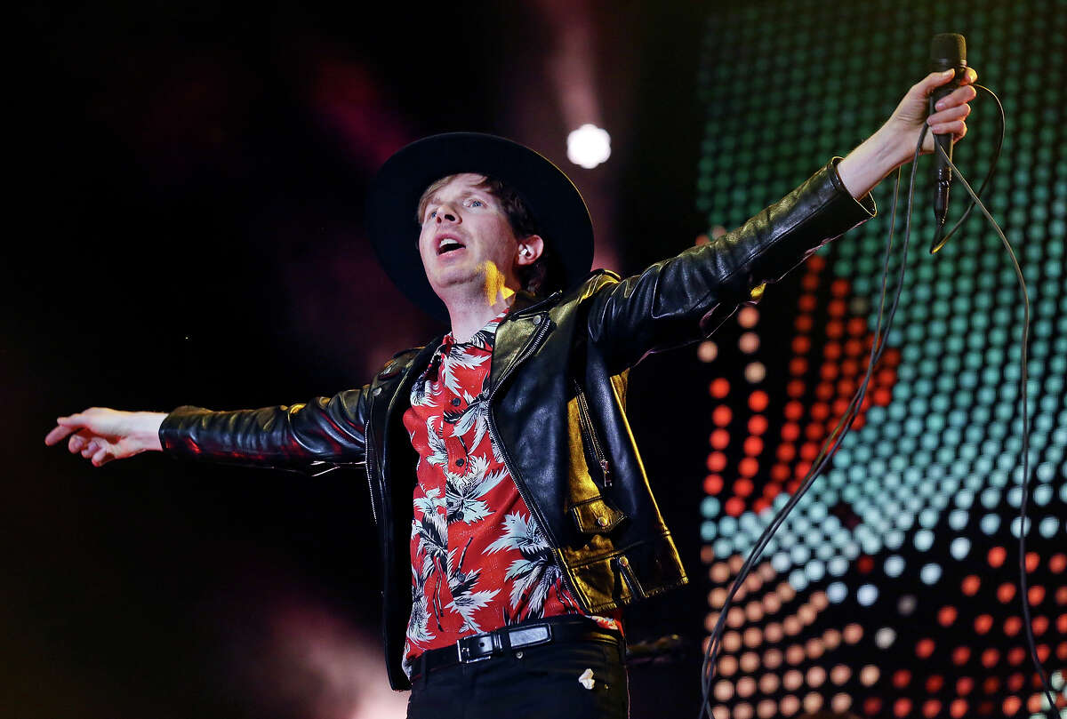 Beck: Playing opposite Outkast was a difficult task, but Beck is a full-on rocker. His processed vocals recalled David Bowie at his most glam and gleefully soulful on the electronic-flavored, hip-hop infused blues that lean a little toward the Beatles, too.