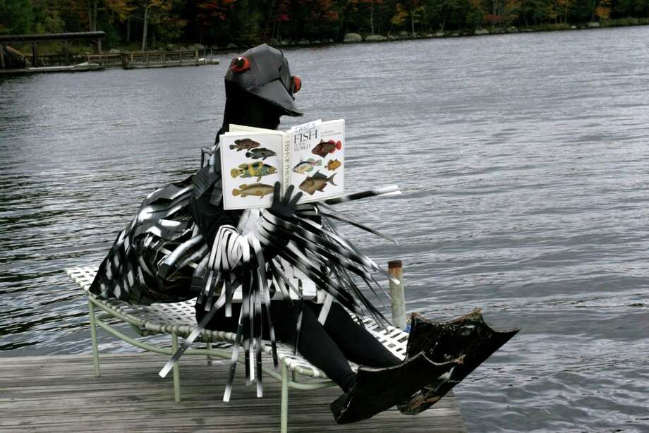Saranac Lake hosts a loon celebration on Oct. 12. Here's how they celebrated in 2006.  (Submitted photo)