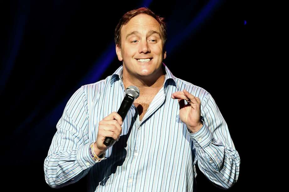 Actor / comedian Jay Mohr performs at KROQ's Kevin & Bean's April Foolishness 2013 at Gibson Amphitheatre on April 6, 2013 in Universal City, California. Photo: Chelsea Lauren, WireImage / 2013 Chelsea Lauren