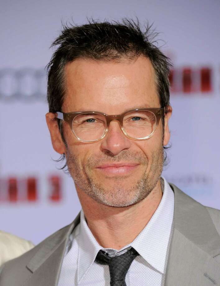 "Actor Guy Pearce arrives at the world premiere of ""Marvel's Iron Man 3"" at the El Capitan Theatre on Wednesday, April 24, 2013, in Los Angeles, Calif. (Photo by Jordan Strauss/Invision/AP) Photo: Jordan Strauss / Invision"