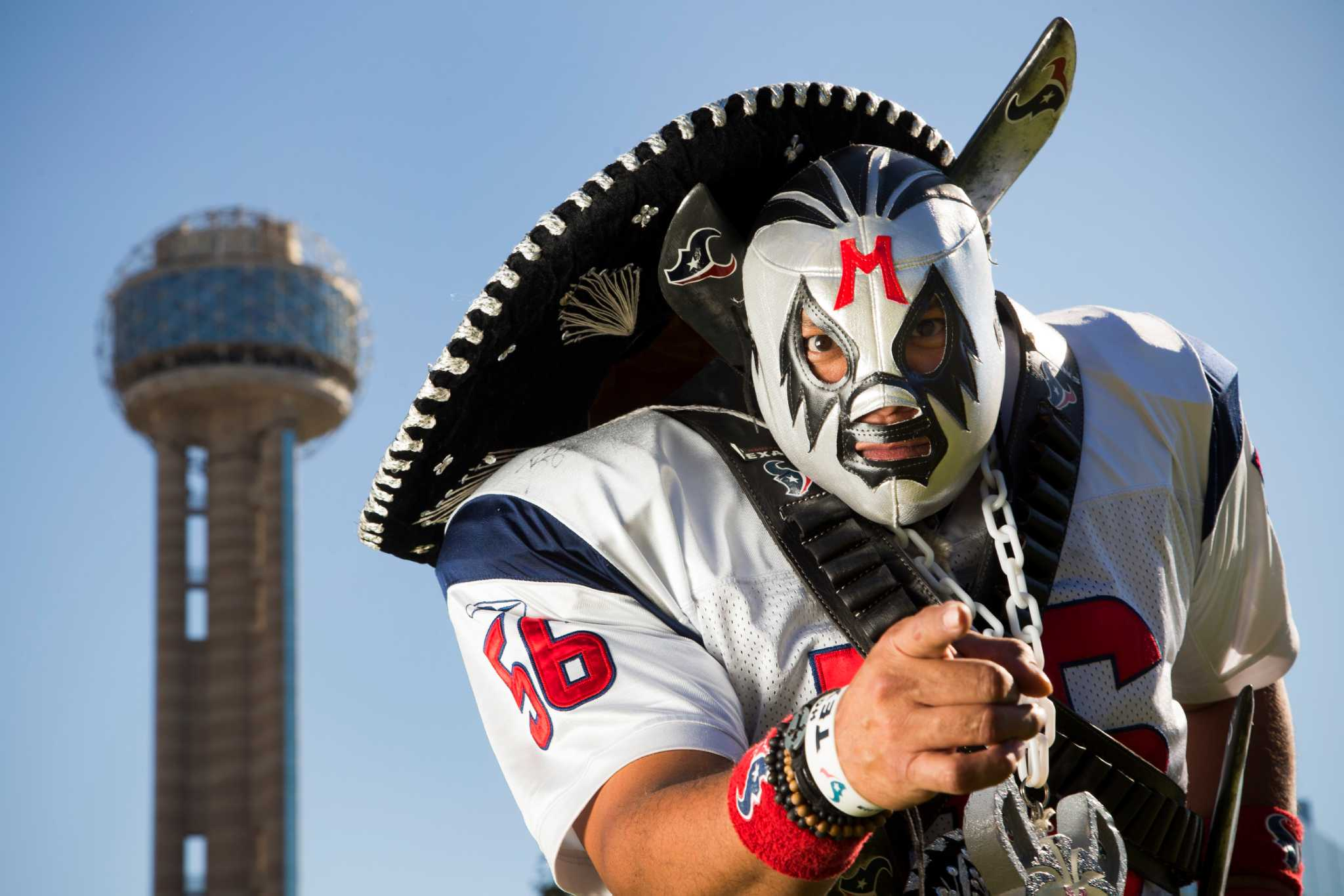 & Texans Cowboys renew bitter I-45 rivalry - HoustonChronicle.com
