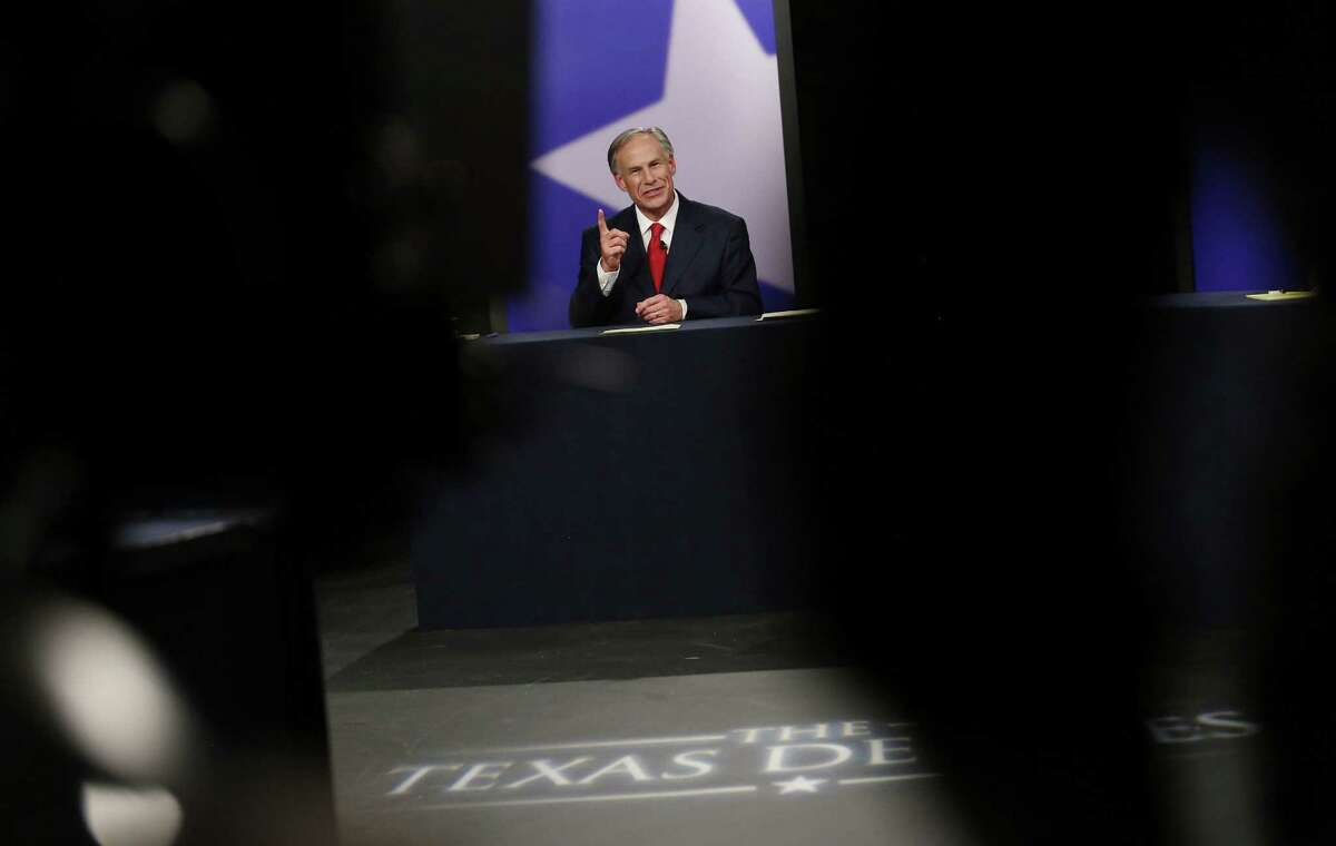 Campaigning, Greg Abbott frequently cites his office's work on the child-support issue.