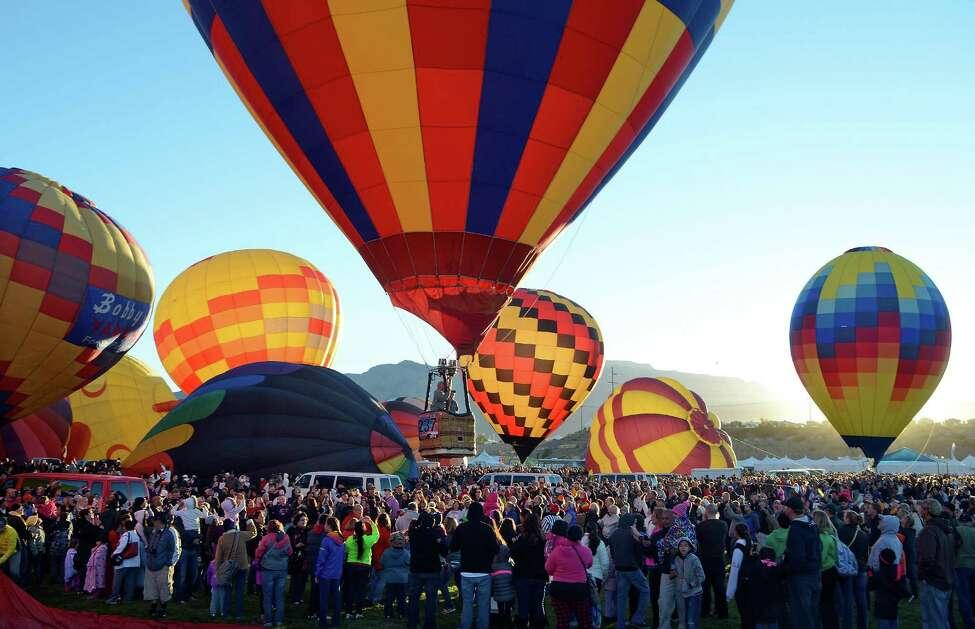 19. Albuquerque, N.M.Source:Travel & Leisure