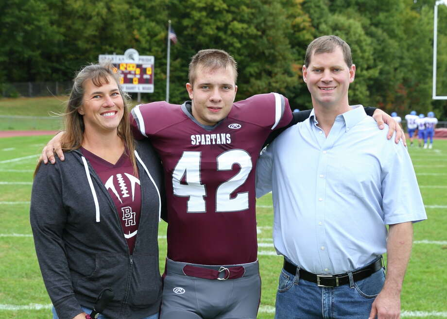 Were you Seen at the Burnt Hills Ballston Lake homecoming game vs. South Glens Falls in Burnt Hills on Saturday, Oct. 4, 2014? Photo: Gary McPherson - McPherson Photography / McPherson Photography