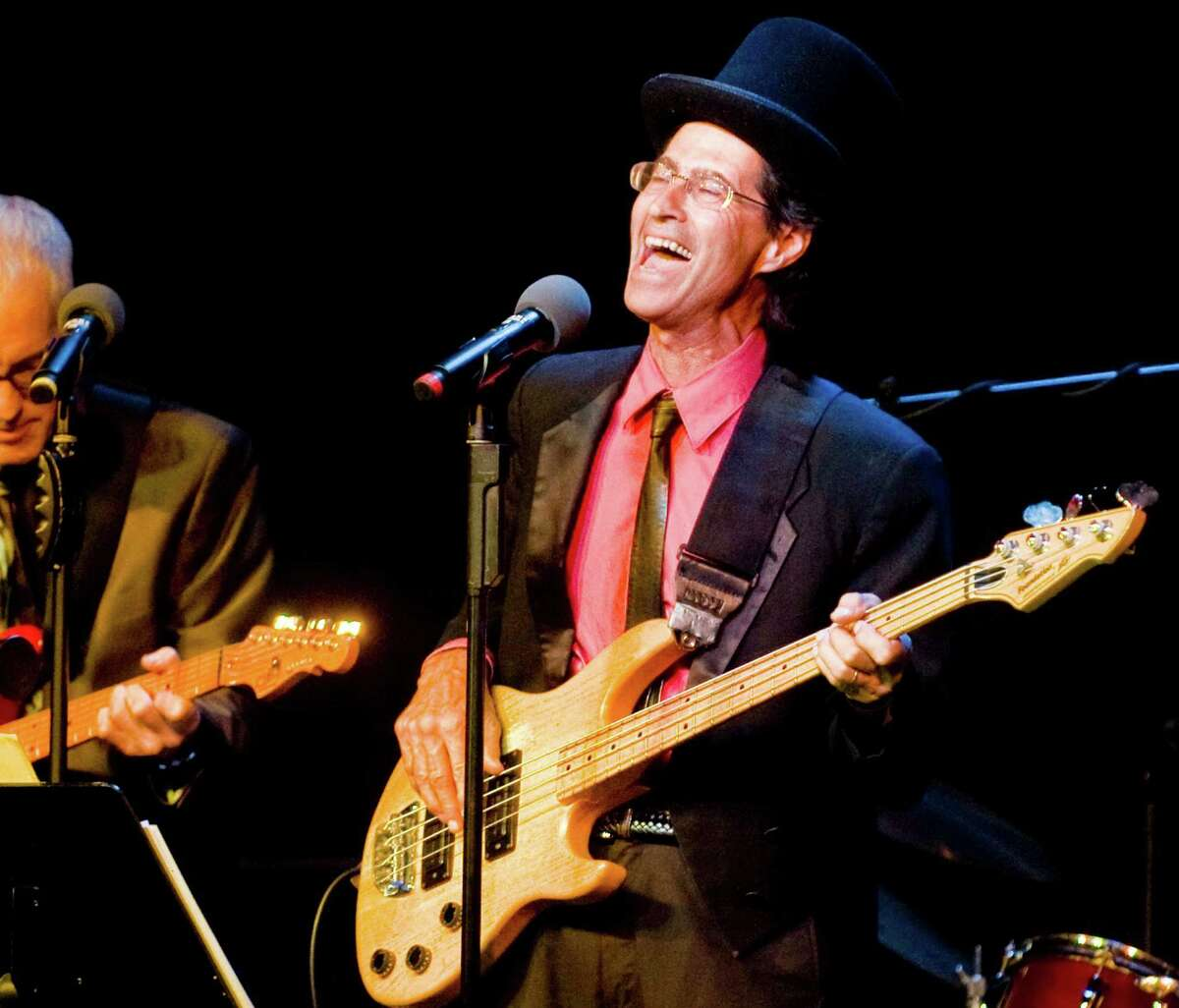 Billy Michael and his Cavalcade of Stars performing in The Great Danbury Fair Revue at The Palace on Main Street in Danbury. Sunday, Oct. 5, 2014