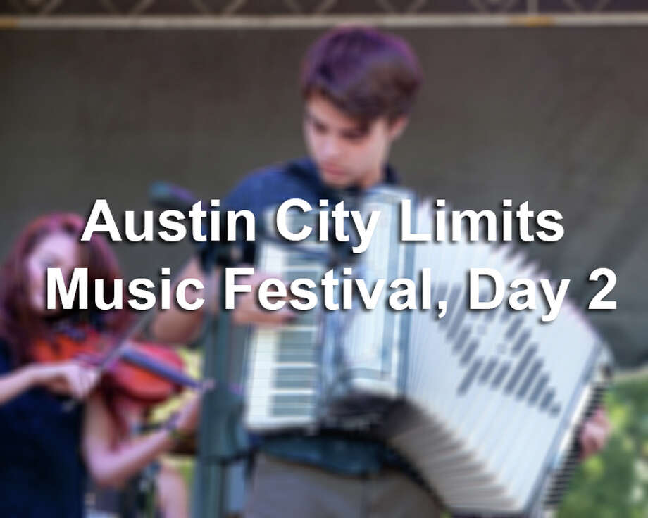 Austin City Limits Music Festival, Day 3 Photo: Erika Goldring, Getty Images / 2014 Erika Goldring