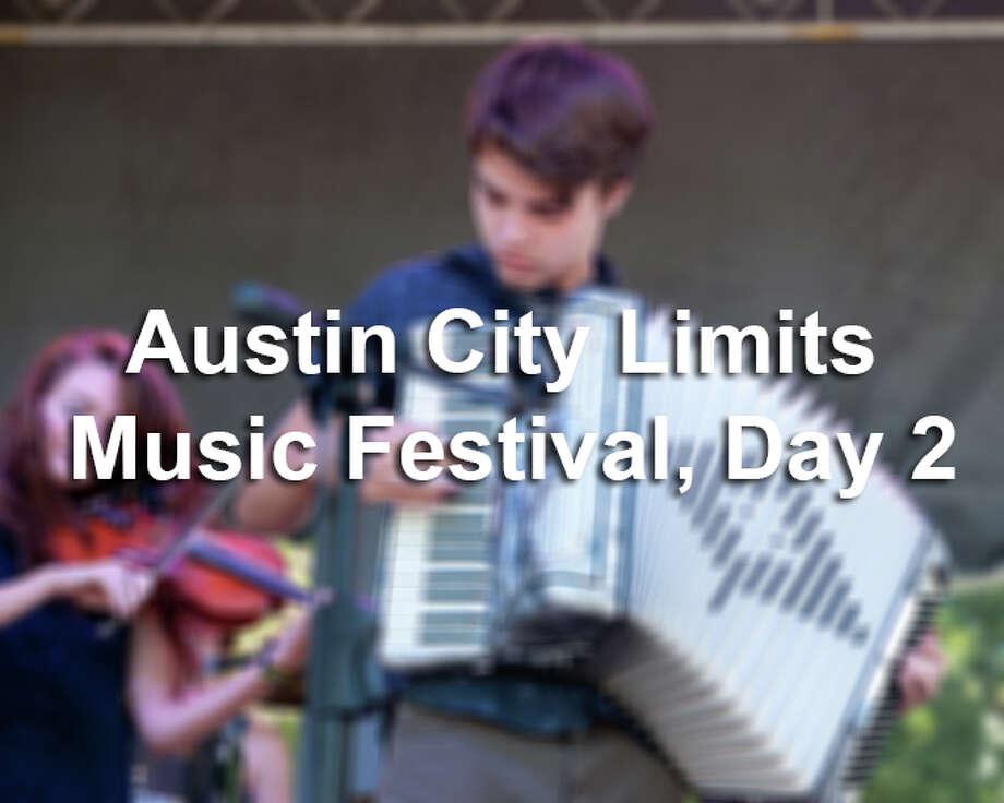 Austin City Limits Music Festival, Day 3 Photo: Erika Goldring, Getty Images / 2014 Erika Goldring
