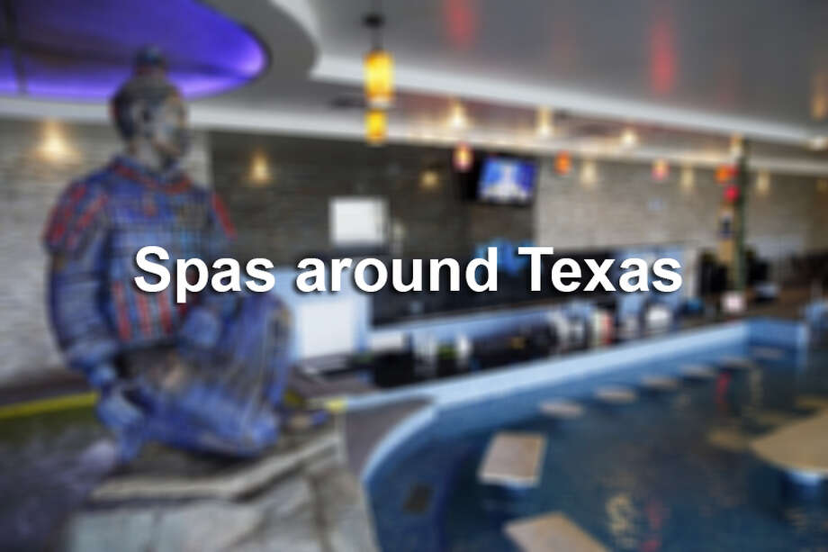 From Arlington to Austin and San Antonio to Houston, spas across Texas offer many different ways to pamper yourself for a day. Photo: Express-News File Photo