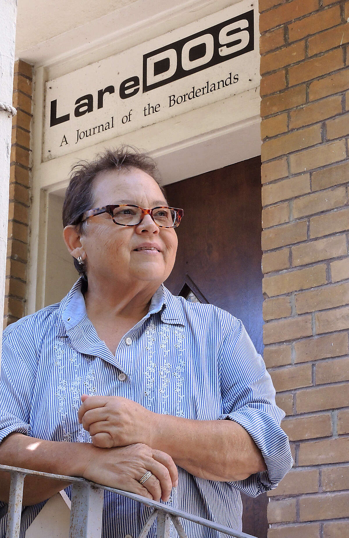 Meg Guerra last week published the final edition of LareDOS, a monthly tabloid she also owned and edited.