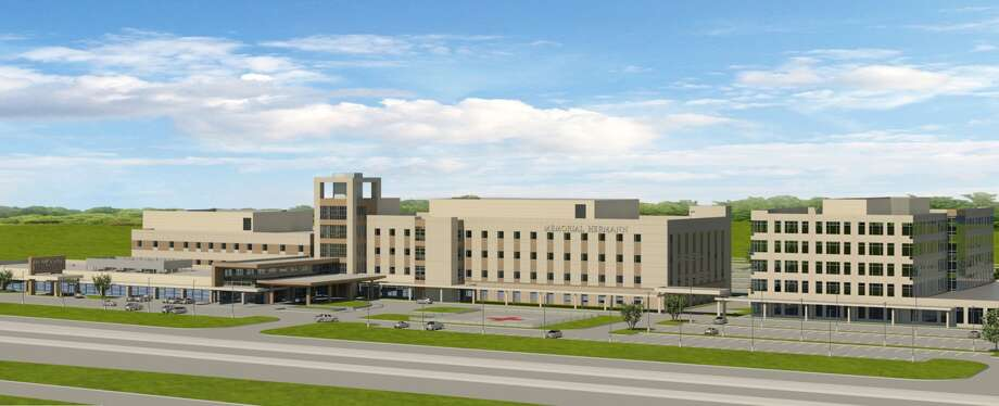 Memorial Hermann Health System will build a $168 million medical campus, including an 80-bed hospital, near Cypress.