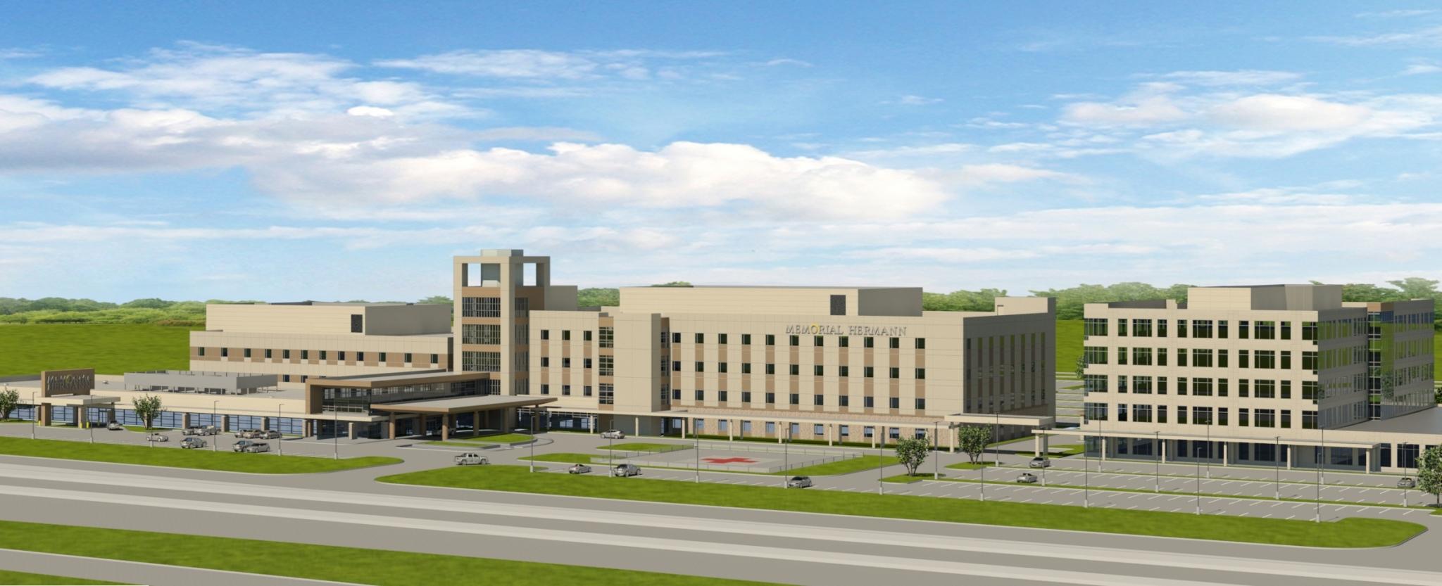 Memorial Hermann Breaks Ground On Cypress Campus Houston