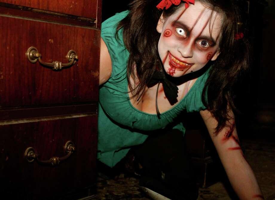 Myspy 13th floor haunted house san antonio express news for 13th floor uk