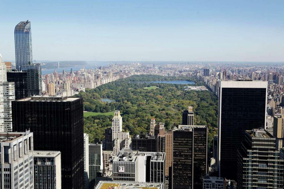 10. New York City, New York Spending per resident: $216