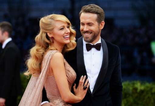 'Gossip Girl' star Blake Lively announced she's expecting her first child with her funnyman husband Ryan Reynolds.