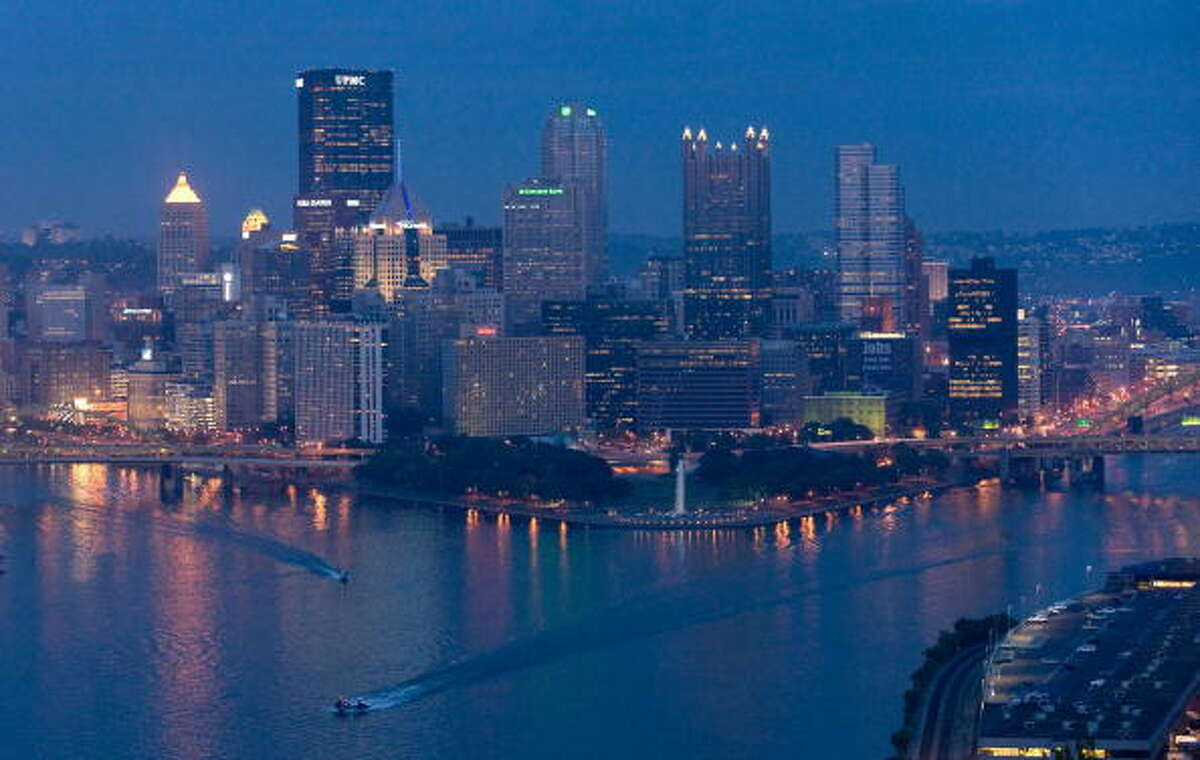 Pittsburg, Penn. Retention rate: 50 percent
