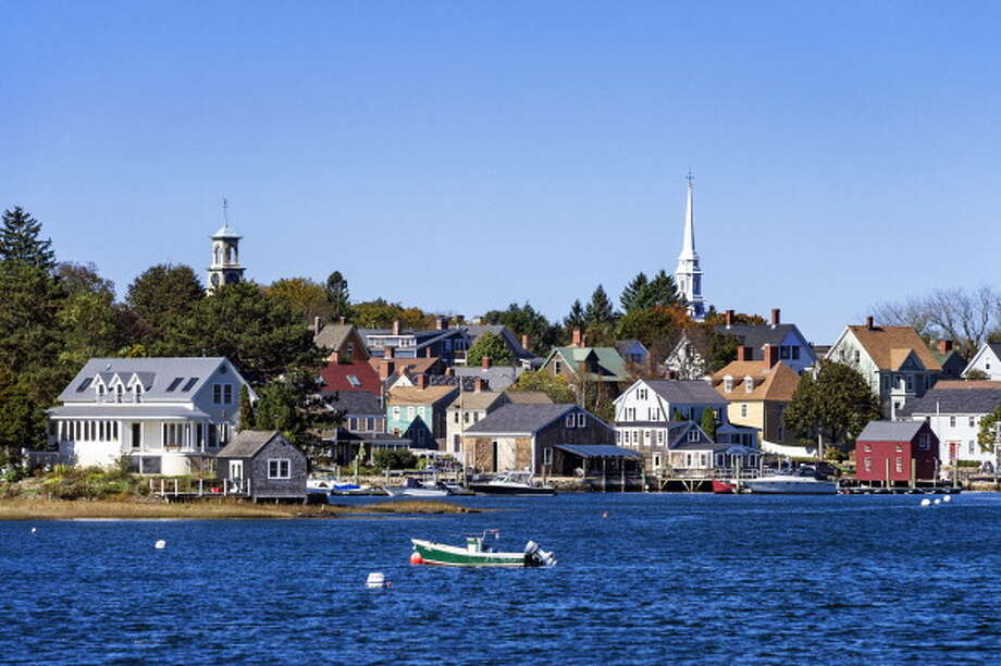 Most energy-efficient states starting with...10. New Hampshire Photo: John Greim, Getty Images / © 2012 John Greim