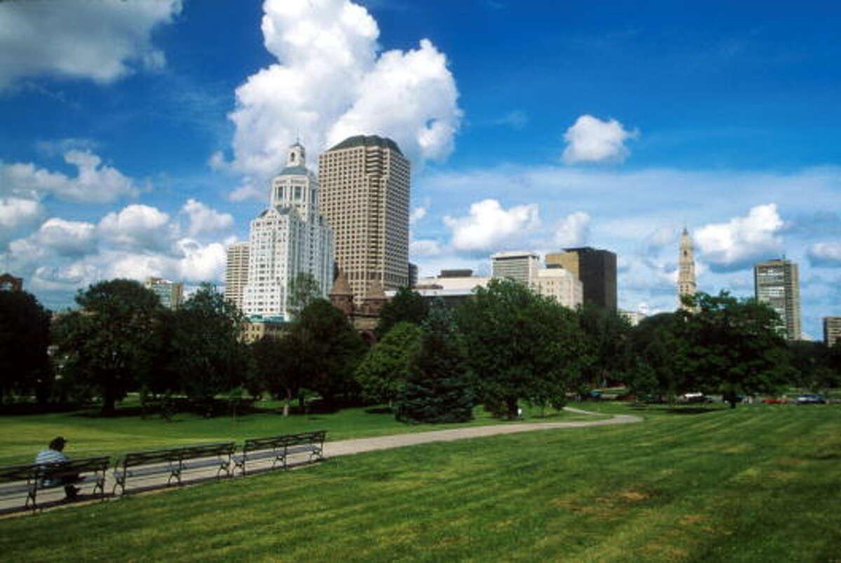 Hartford-West Hartford-East Hartford, CT Rank: 66 out of 80 for summer travelSource: WalletHub