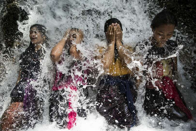 waterfall hindu single women The visha hindu parishad  indian hindu leaders launch beauty products made with cow  waterfall built on the side of a chinese skyscraper is the world's highest .