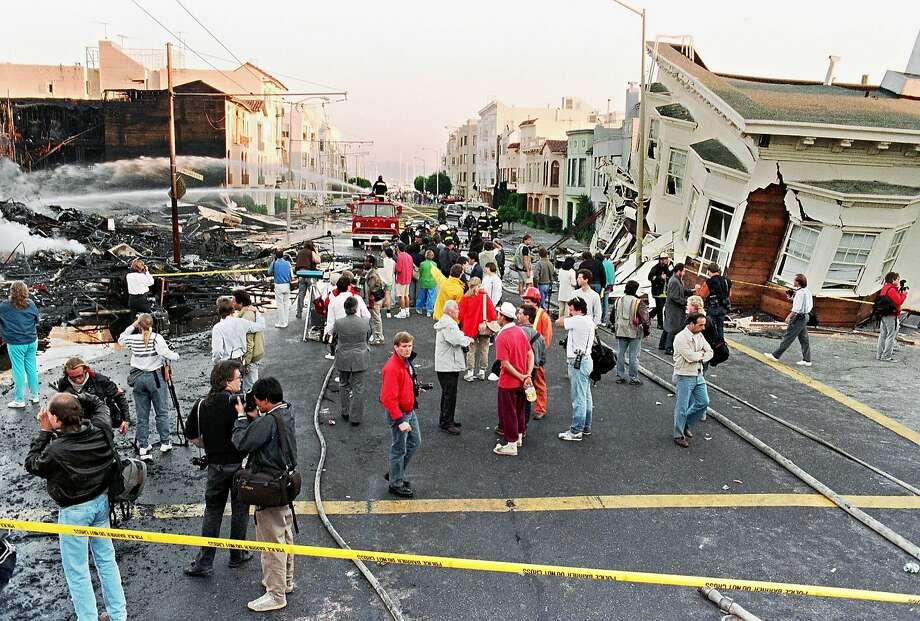 san francisco loma prieta earthquake 1989