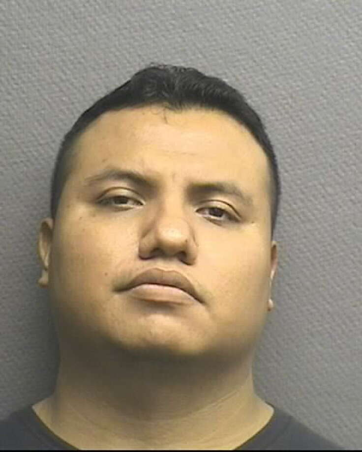 Jonathan Andrada, 32, is accused of cruelty to an animal. Photo: Houston Police Department