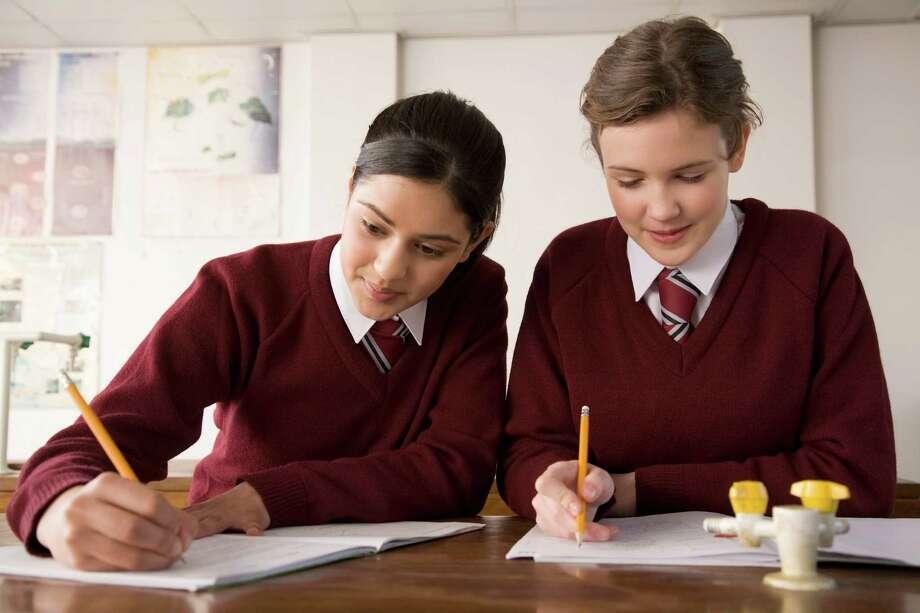 The Houston area features a vast array of schooling choices. / BananaStock RF